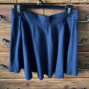 NWOT - Navy Hollister Skirt
